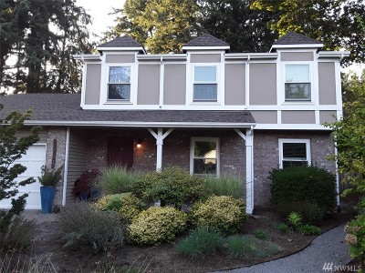 Bothell Single Family Home For Sale: 2901 167th St SE