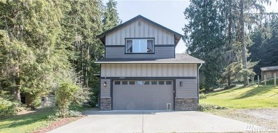 Snohomish Single Family Home For Sale: 24218 S Lake Roesiger Rd