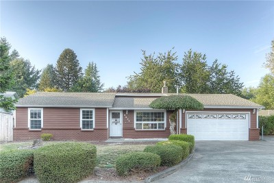 Olympia Single Family Home For Sale: 2204 Tandem Ct SE