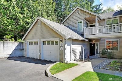 Redmond Condo/Townhouse For Sale: 9728 178th Place NE #101
