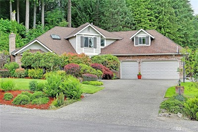 Issaquah Single Family Home For Sale: 13729 229th Dr SE