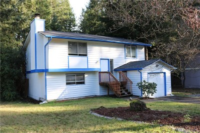 Pierce County Single Family Home For Sale: 13615 97th Ave NW