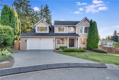 Snohomish Single Family Home For Sale: 6309 139th Place SE