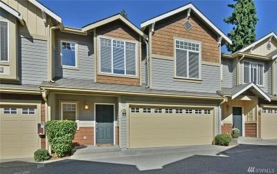 Edmonds Condo/Townhouse For Sale: 7507 210th St SW #8