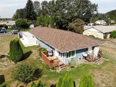 Puyallup Single Family Home For Sale: 6025 119th Ave E
