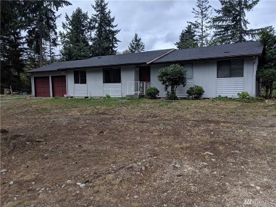 Graham Single Family Home For Sale: 21210 118th Ave E
