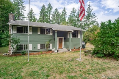 Olympia Single Family Home For Sale: 11013 Skagit Dr SE