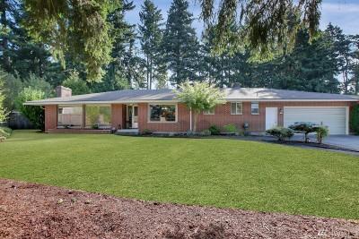 Tacoma WA Single Family Home For Sale: $470,000