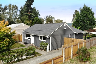Sumner Single Family Home For Sale: 819 Spinning Ave
