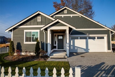 Monroe Single Family Home For Sale: 17133 158th St SE
