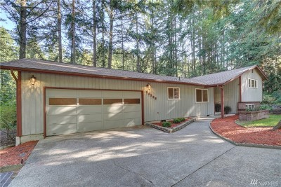 Gig Harbor Single Family Home For Sale: 14320 56th Ave NW