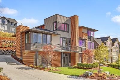 Kirkland Single Family Home For Sale: 4516 119th (Homesite 13) Dr NE