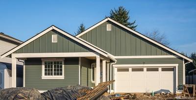Monroe Single Family Home For Sale: 15769 173rd Ave SE