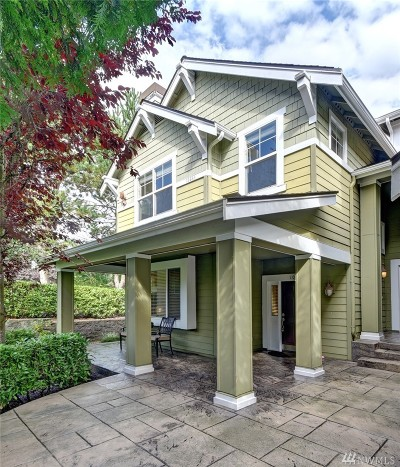 Redmond Condo/Townhouse For Sale: 18866 NE 63rd Wy #101