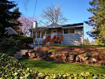 Seattle Single Family Home For Sale: 2018 NE 97th Street