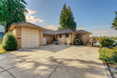 Bonney Lake Single Family Home For Sale: 20824 60th St E