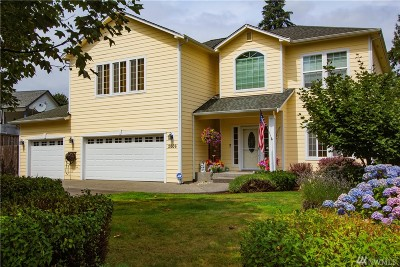 Tumwater Single Family Home For Sale: 2006 Arena Ct SE