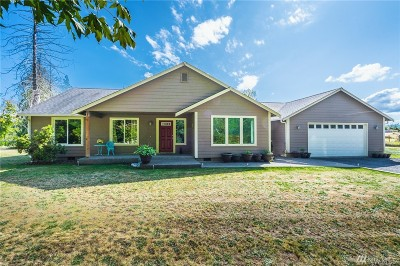 Centralia Single Family Home For Sale: 118 River Heights Rd