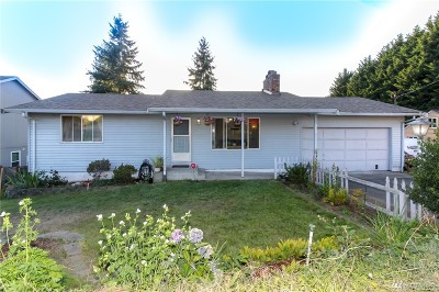 Milton Single Family Home For Sale: 313 13th Ave