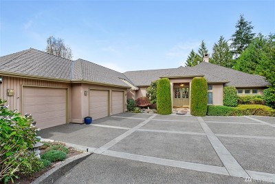 Bellevue Single Family Home For Sale: 5583 171st Ave SE