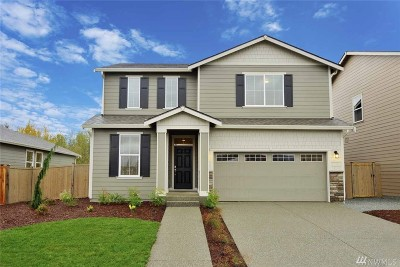 Mount Vernon Single Family Home For Sale: 3209 Loch Ness Lp