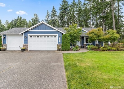 Olympia Single Family Home For Sale: 8512 Summerwood Dr SE
