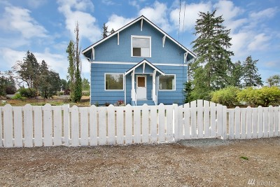 Spanaway Single Family Home For Sale: 628 163rd St S