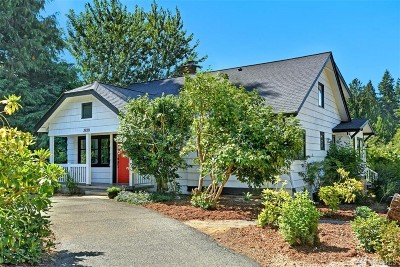 Snohomish County Single Family Home For Sale: 3920 147th Ave NE