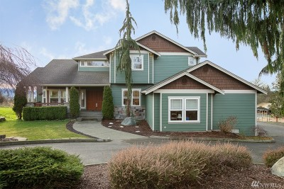 Snohomish Single Family Home For Sale: 13928 92nd St SE