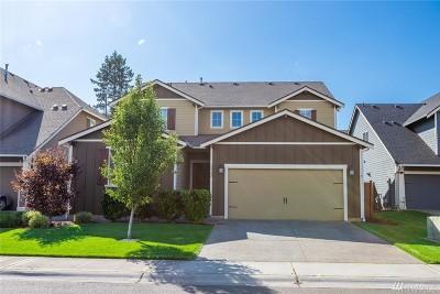 Spanaway Single Family Home For Sale: 18522 20th Ave Av Ct E