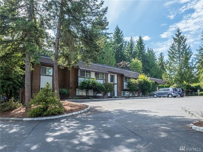 Edmonds Condo/Townhouse For Sale: 7205 224th St SW #M6