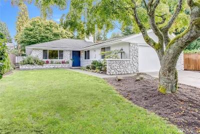 Seattle Single Family Home For Sale: 12527 Eldorado Lane (3rd Ave NW)