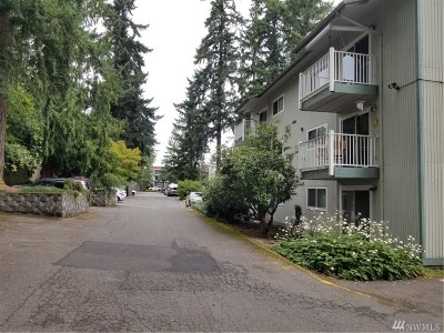 Lynnwood Condo/Townhouse For Sale: 5824 200 St SW #F