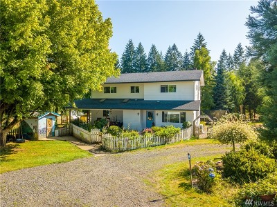 Winlock Single Family Home For Sale: 126 Reinseth Rd