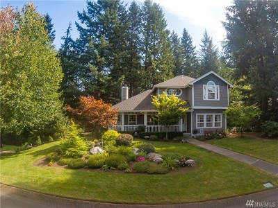 Port Orchard Single Family Home For Sale: 3730 SW Galway Ct