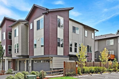 Everett Single Family Home For Sale: 2024 129th Place SW #F
