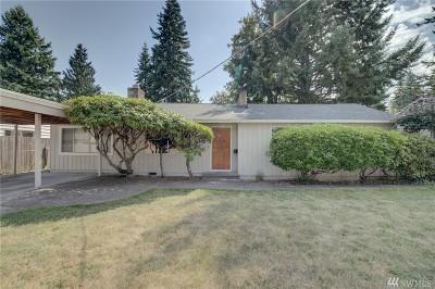 Shoreline Single Family Home For Sale: 2115 N 192nd St