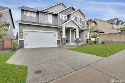 Bonney Lake Single Family Home For Sale: 20515 83rd St E