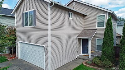 Spanaway Single Family Home For Sale: 20217 49th Ave SE
