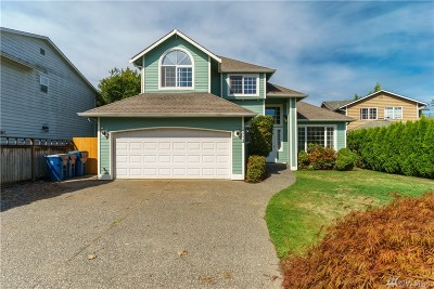 Snohomish County Single Family Home For Sale: 14854 Camp Dr SE