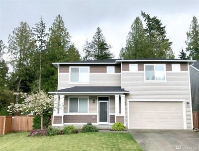 Port Orchard Single Family Home For Sale: 4278 Chanting Cir SW