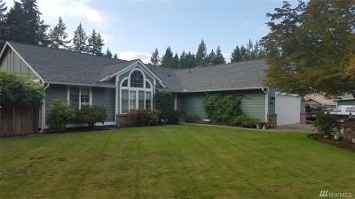 Graham Single Family Home For Sale: 19204 111th Av Ct E