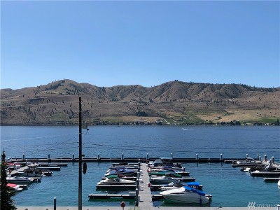 Chelan, Chelan Falls, Entiat, Manson, Brewster, Bridgeport, Orondo Residential Lots & Land For Sale: 143 Waterview Dr
