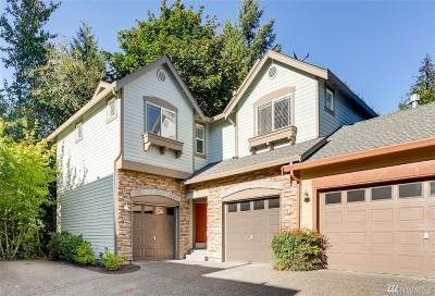 Redmond Single Family Home For Sale: 10789 221st Lane NE #24