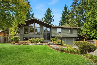 Edmonds Single Family Home For Sale: 18306 Andover St