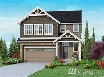 Lake Stevens Single Family Home For Sale: 12729 37th Place NE #BW#43