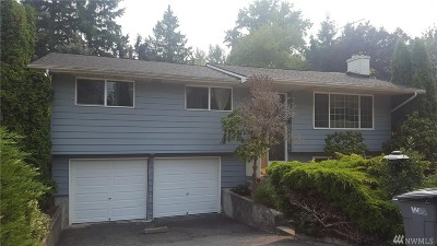 Mountlake Terrace Single Family Home For Sale: 4604 238th Place SW