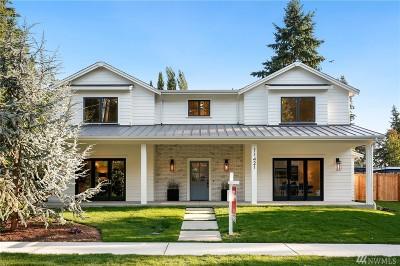 Kirkland Single Family Home For Sale: 11421 NE 95th St