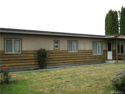 Sedro Woolley Single Family Home For Sale: 500 Cascade Vista Dr