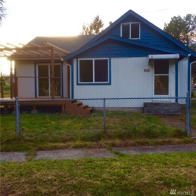 Centralia Single Family Home For Sale: 525 Diamond S